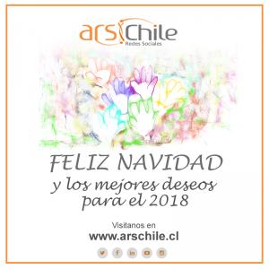 Feliz navidad y lo mejor para el 2018